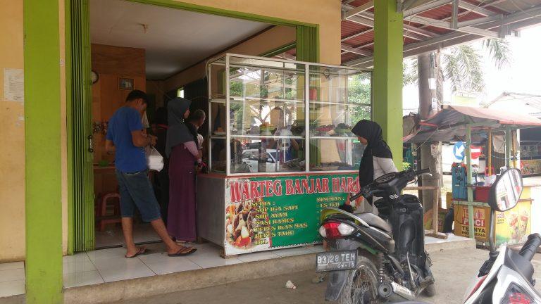 Warteg Banjar Harjo Regency 2 Cibitung
