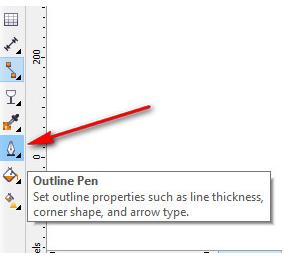 Outline Pen