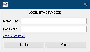 Login ETax