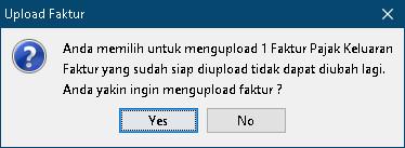 Upload Faktur